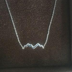 jackson hole jewelry co Jewelry - Brand new Jackson hole Teton mountain necklace